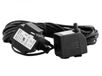 Pump, 0350l/tim, 12 volt