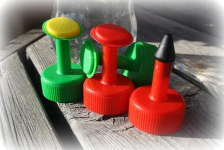 Bevattningspip till petflaska